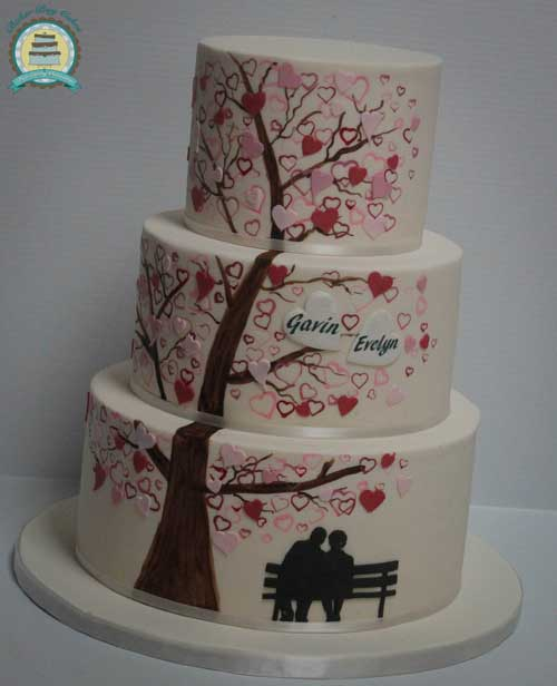 Baker Boy Cakes - Special Occasions Cakes Cork Gallery-23
