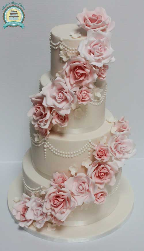 Baker Boy Cakes - Special Occasions Cakes Cork Gallery-26