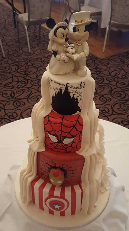 Baker Boy Cakes - Special Occasions Cakes Cork Gallery-32
