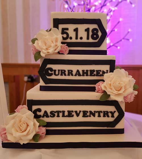 Baker Boy Cakes - Special Occasions Cakes Cork Gallery-7